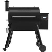 Barbecue a pellet Pro 780 con WiFi e sonda per carne per 14 coperti, Griglia