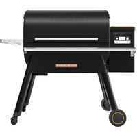 Barbecue a pellet Timberline 1300 con WiFi e sonda per carne per 24 coperti, Griglia