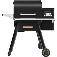 Barbecue a pellet Timberline 850 con griglie regolabili in acciaio inox per 18 coperti, Griglia