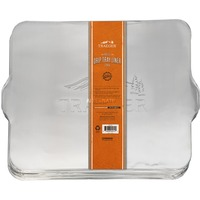 Coprileccarda in alluminio per BBQ Pro 575 5 pz, Vaschetta raccogligocce