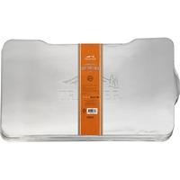 Coprileccarda in alluminio per BBQ Timberline 1300 5 pz, Vaschetta raccogligocce