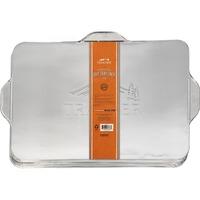 Coprileccarda in alluminio per BBQ Timberline, Vaschetta raccogligocce