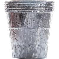 Inserto per secchiello raccogligrasso in alluminio Bucket Liner, Vaschetta raccogligocce