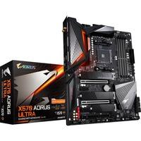 X570 AORUS ULTRA (rev. 1.0) AMD X570 Presa AM4 ATX, Scheda madre