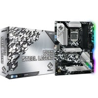 B460 Steel Legend Intel B460 LGA 1200 ATX, Scheda madre