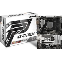 X370 Pro4 AMD X370 Presa AM4 ATX, Scheda madre