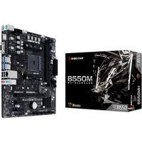 B550MH Ver. 6.0 AMD B550 Presa AM4 micro ATX, Scheda madre