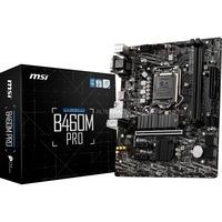 B460M PRO scheda madre Intel B460 LGA 1200 micro ATX
