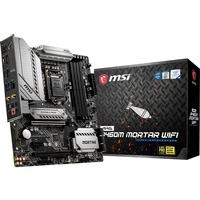MAG B460M MORTAR WIFI scheda madre Intel B460 LGA 1200 micro ATX