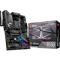 MPG B550 Gaming Edge WiFi AMD B550 Presa AM4 ATX, Scheda madre