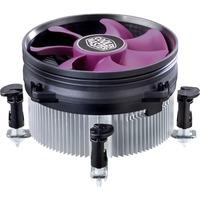 X Dream i117 Processore Refrigeratore 9,5 cm Alluminio, Viola, raffreddamento CPU