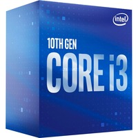 Core i3 10100 processore 3,6 GHz 6 MB Cache intelligente Scatola