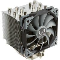 Mugen 5 Rev.B Processore Refrigeratore 12 cm Alluminio, Nero, raffreddamento CPU