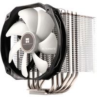 ARO M14G ventola per PC Processore Refrigeratore 14 cm Alluminio, Nero, Bianco, raffreddamento CPU