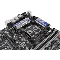 Pacific W1 Nero, raffreddamento CPU