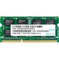 DV.08G2K.KAM 8GB DDR3 1600MHz memoria