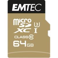 ECMSDM64GXC10SP memoria flash 64 GB MicroSDXC Classe 10, Scheda di memoria