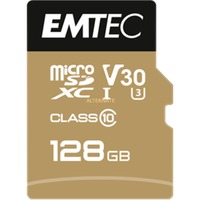 SpeedIN PRO memoria flash 128 GB MicroSDXC UHS I Classe 10, Scheda di memoria