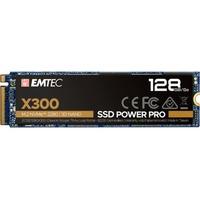 X300 M.2 128 GB PCI Express 3.0 3D NAND NVMe, Disco a stato solido