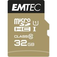microSD Class10 Gold+ 32GB memoria flash MicroSDHC Classe 10, Scheda di memoria