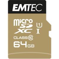 microSD Class10 Gold+ 64GB memoria flash MicroSDXC Classe 10, Scheda di memoria