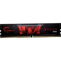 4GB DDR4 2400 memoria 2400 MHz