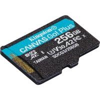 Image of Canvas Go! Plus memoria flash 256 GB MicroSD UHS-I Classe 10, Scheda di memoria
