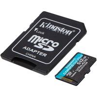 Image of Canvas Go! Plus memoria flash 512 GB MicroSD UHS-I Classe 10, Scheda di memoria