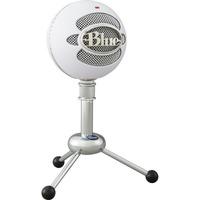 Snowball Bianco Microfono da tavolo