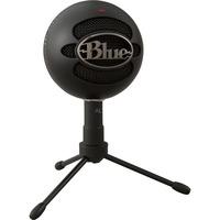 Snowball iCE Nero Microfono da tavolo