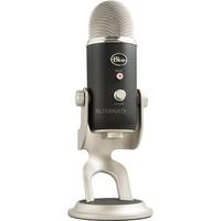 Yeti Pro Nero Microfono da tavolo
