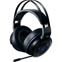 Thresher For PS4 auricolare Padiglione auricolare Stereofonico Nero, Blu, Cuffia da gioco
