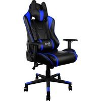AC220 AIR Sedia da gaming per PC Sedia imbottita tappezzata Nero, Blu, Sedili di gioco