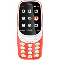 "Image of 3310 6,1 cm (2.4"") Arancione Telefono cellulare basico, Handy"