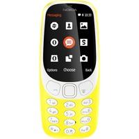 "Image of 3310 6,1 cm (2.4"") Giallo Telefono cellulare basico, Handy"