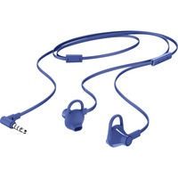 Image of 150 Cuffia Auricolare Connettore 3.5 mm Blu, Headset