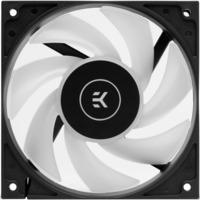 EK Vardar EVO 120ER D RGB Case per computer Ventilatore 12 cm Nero 1 pezzo(i), Ventola
