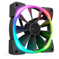 HF 28120 B1 ventola per PC Case per computer Ventilatore 12 cm Nero