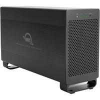 Mercury Elite Pro Dual Box esterno HDD Nero 2.5/3.5