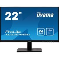 "Image of ProLite XU2294HSU-B1 LED display 54,6 cm (21.5"") 1920 x 1080 Pixel Full HD Nero, Monitor LED"