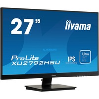 "Image of ProLite XU2792HSU-B1 LED display 68,6 cm (27"") 1920 x 1080 Pixel Full HD LCD Nero, Monitor LED"