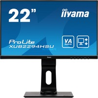 "Image of ProLite XUB2294HSU-B1 LED display 54,6 cm (21.5"") 1920 x 1080 Pixel Full HD Nero, Monitor LED"