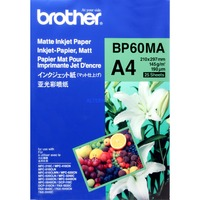 Image of BP60MA Inkjet Paper carta inkjet A4 (210x297 mm) Opaco 25 fogli Bianco