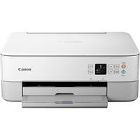 PIXMA TS5351 Weiss Ad inchiostro A4 4800 x 1200 DPI Wi Fi, Stampante multifunzione