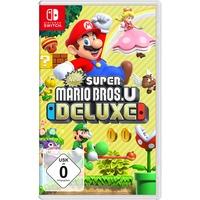 Image of New Super Mario Bros. U Deluxe, Switch Tedesca, Inglese Nintendo Switch, Gioco
