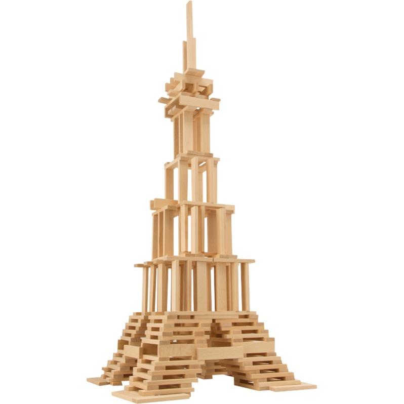 Eichhorn 100001602 - Costruzioni in legno, 200 pezzi