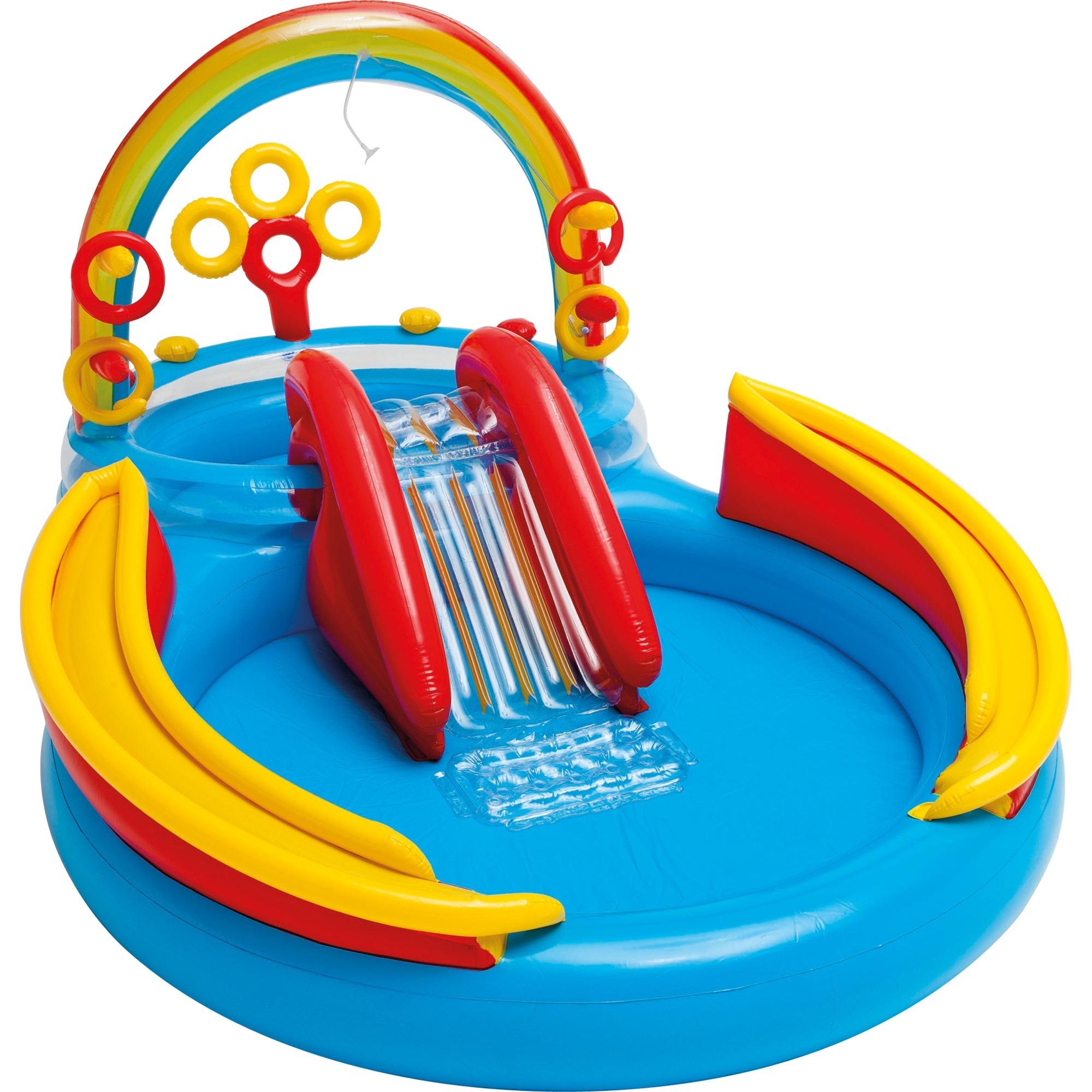 Parco gioco intex jungle play prezzi migliori offerte for Gioco di piscine