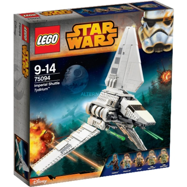 Lego Star Wars - Imperial Shuttle Tydirium (75094) per 91,89€ [alternate.it]