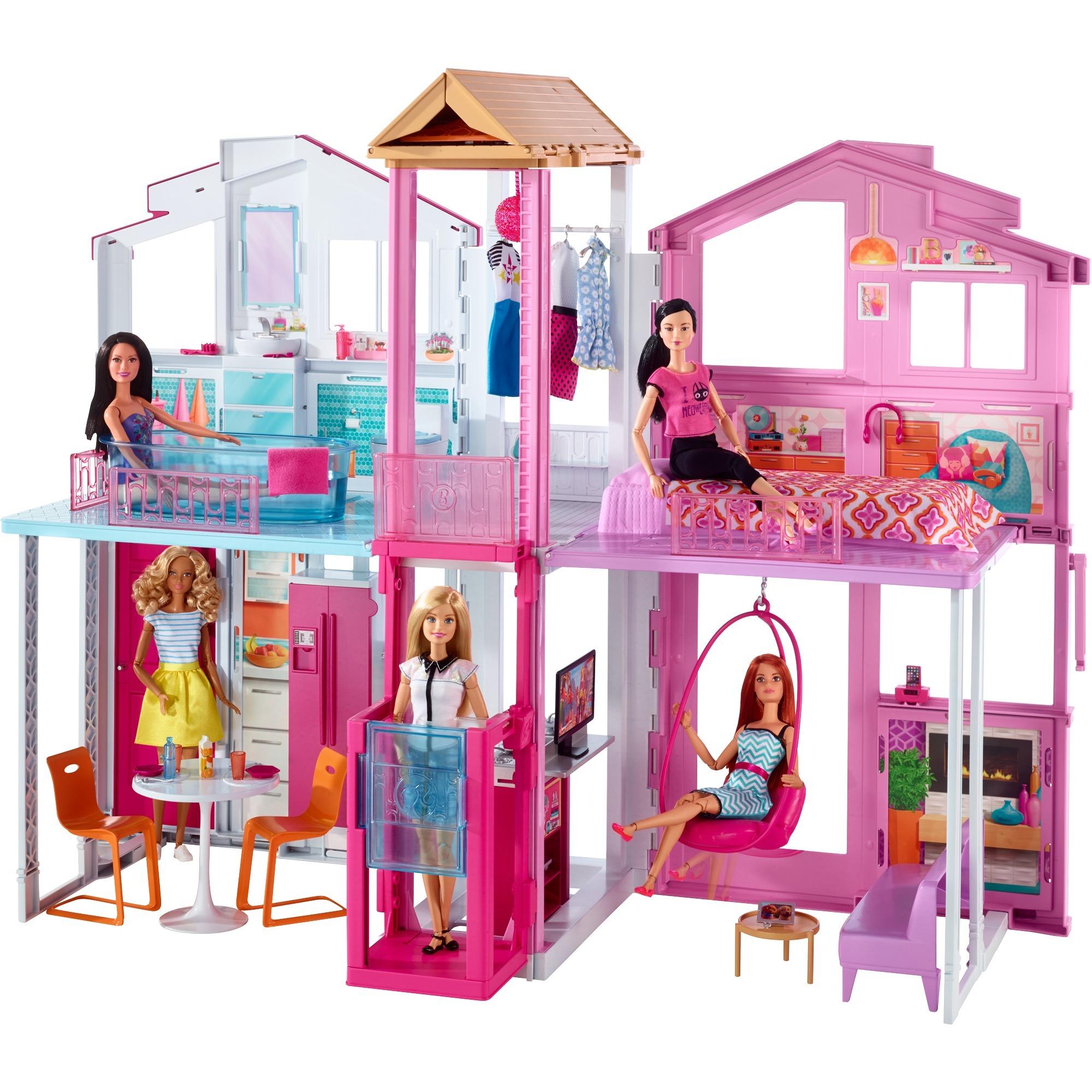 offerte barbie la casa di malibu dly32 per 101 89