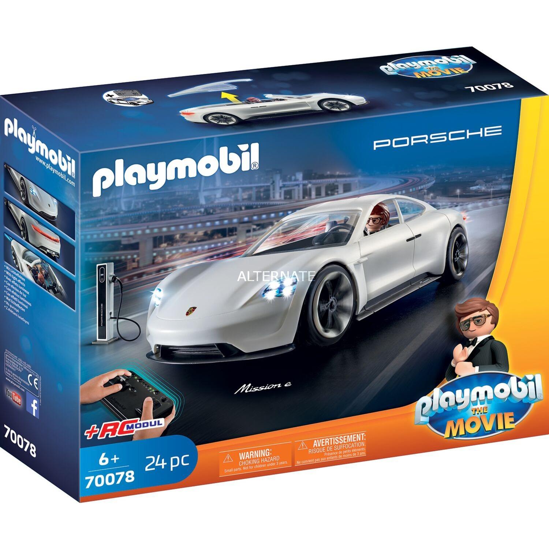 The Movie Rex Dasher's Porsche Mission E, Giochi...